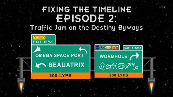 2. Traffic Jam Destiny Byways