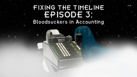 3. Bloodsuckers In Accounting
