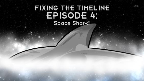 4. Space Shark