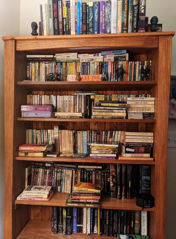 @Algncs' Appendix N Bookshelf
