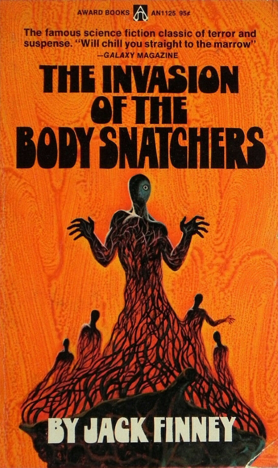 Award Books - Invasion Of The Body Snatchers by Jack Finney