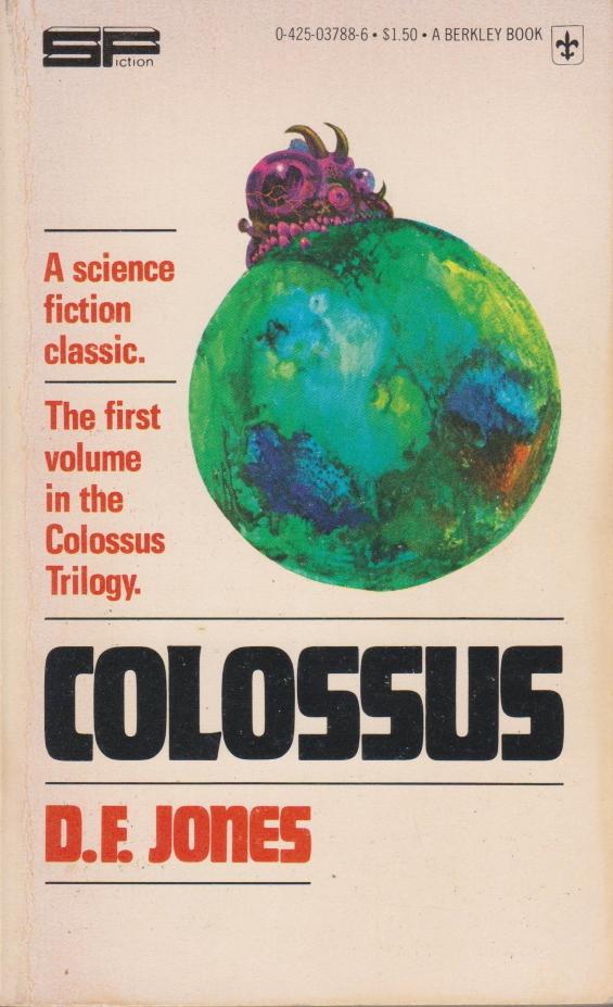 Colossus by D.F. Jones