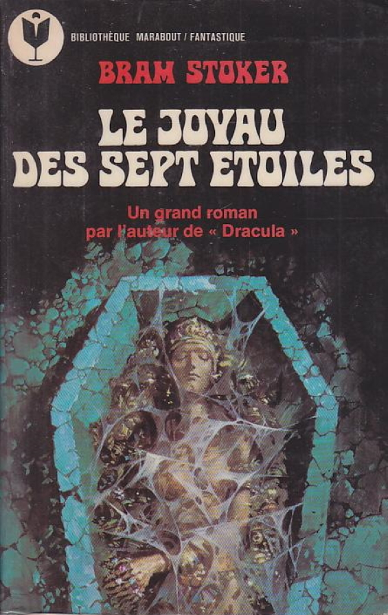 FRENCH edition of The Jewel Of Seven Stars by Bram Stoker
