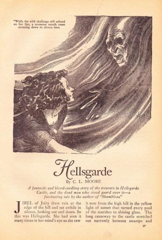 Hellsgarde by C.L. Moore