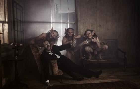 Mitch Jenkins - Ghoul photo