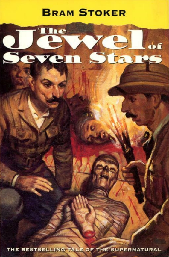 Oxford Paperback - The Jewel Of Seven Stars by Bram Stoker