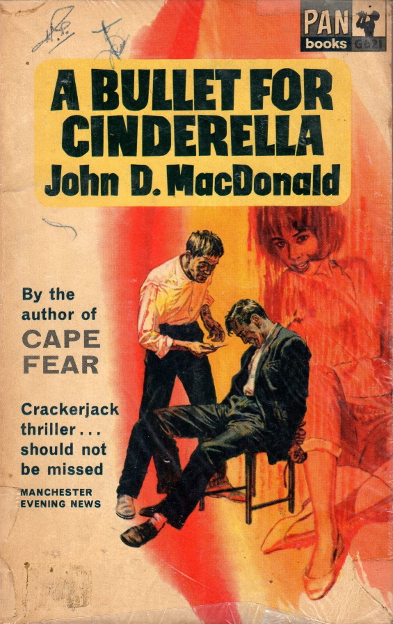 PAN BOOKS - A Bullet For Cinderella by John D. MacDonald