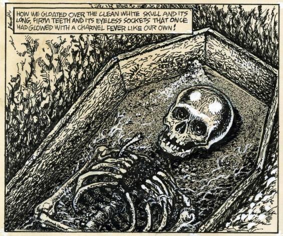Skull Comix - The Hound - Jack Jackson
