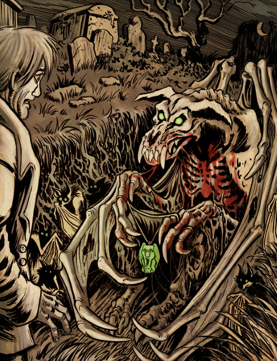 The Hound by Bryan Baugh