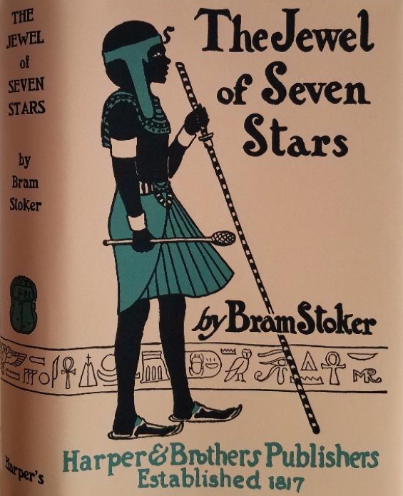 The Jewel Of Seven Stars by Bram Stoker (1904)