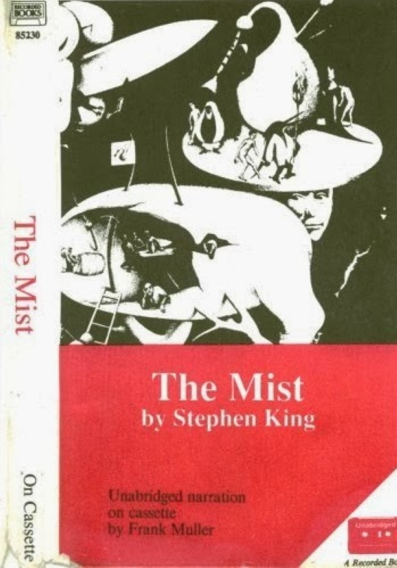 The Mist by Stephen King - read by Frank Muller