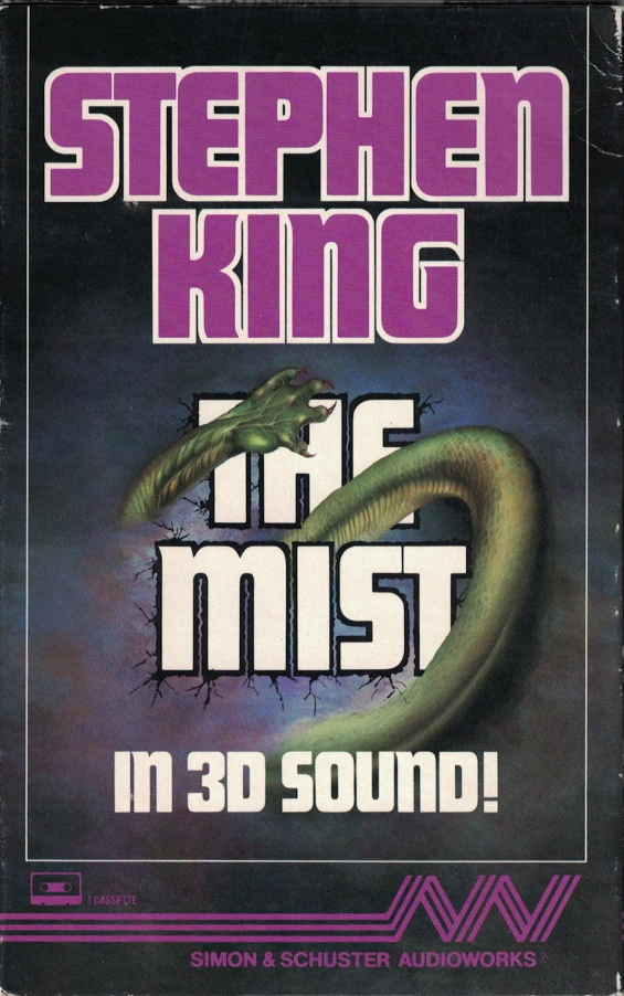 The Mist In 3D Sound
