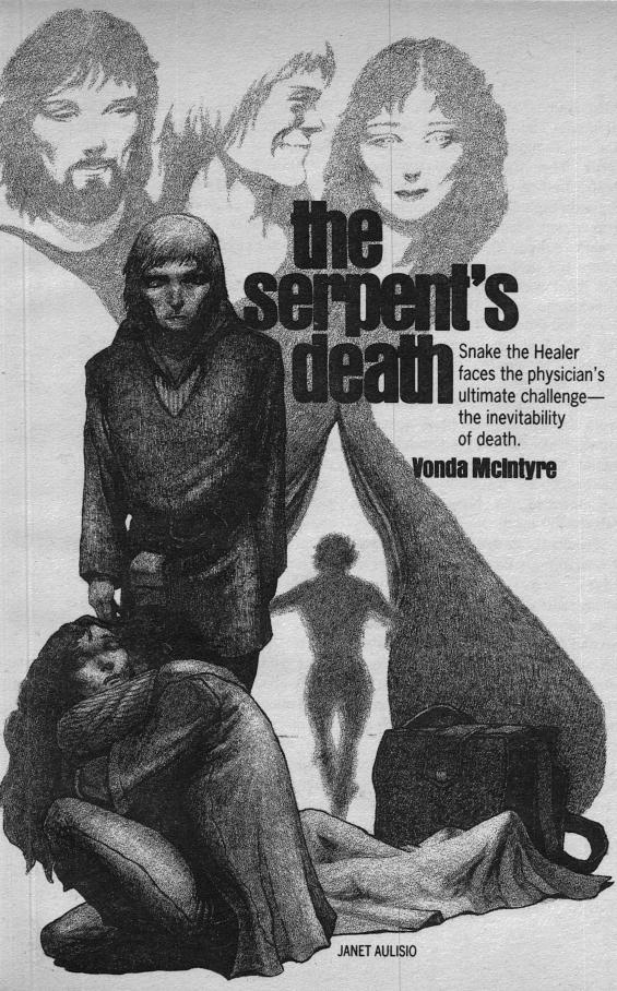 The Serpent's Death by Vonda N. McIntyre