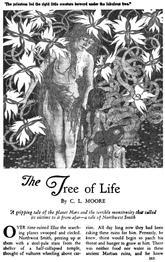 The Tree Of Life by C.L. Moore