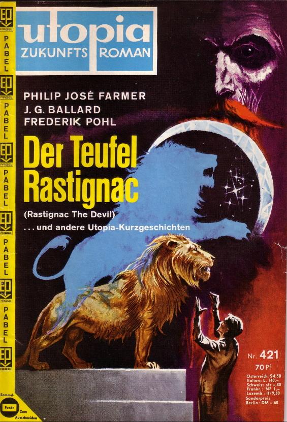 UTOPIA - Rastignac The Devil by Philip Jose Farmer