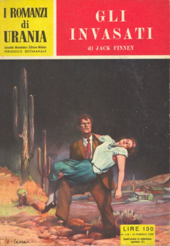 URANIA - Invasion Of The Body Snatchers by Jack Finney